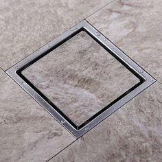 Beau Cheap Bathroom Shower Drain, Buy Quality Shower Drain Directly From China  Tile Inserts Suppliers: Tile Insert Square Floor Waste Grates Bathroom  Shower ...
