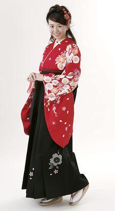 Different kind of kimono