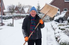 Snow shoveling can be a pain – literally, if not done correctly. It's important to shovel #snow properly to prevent #injury. #Winter #HealthNews #News