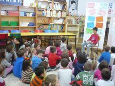 """Lectura de cuentos sobre los Derechos del niño/a"""""""