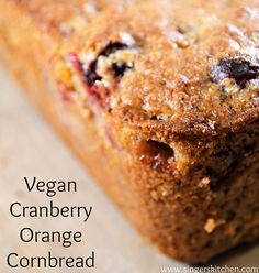 Rosemary Orange Cornbread by jmgearing, via Flickr | ++eat+yummy ...