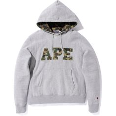 BAPE  Hoodie ... Great with Jeans and a pair of J's and a weird ass hat