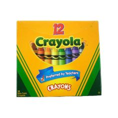 Classic Crayola crayons are designed with a focus on true color, smooth application , and durability.  They are absolutely a must for every child's creativity!