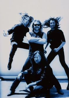 Jason Newsted's Metallica