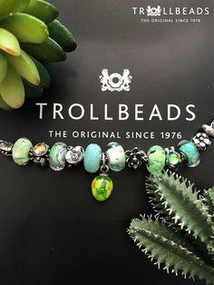 Браслет Trollbeads  #trollbeads #красота #браслет #мурано #серебро #Ростов #Россия