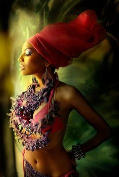 """queennubian: """" authentic-jcb: """" So beautiful… """" LOVE THIS! African Women, African Fashion, African Style, Beautiful Black Women, Beautiful People, Beautiful Ladies, Simply Beautiful, African Head Wraps, Turban Style"""