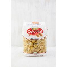 Colavita Shells @Colavita Extra Virgin Olive Oil @Colavita