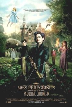 Miss Peregrine a film by Tim Burton / at the cinema since October 2016 / exist . - Miss Peregrine a film by Tim Burton / at the cinema since October 2016 / also exists in book - Judi Dench, Eva Green, John Green, Films Récents, Kino News, Film Tim Burton, Burton Burton, Miss Peregrine's Peculiar Children, Peregrine's Home For Peculiars