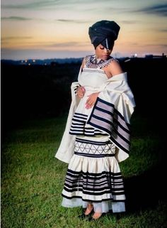 SOUTH AFRICA XHOSA DRESSES have an impeccable way with fashion,it comes with how the simplest attire is being styled to look unique, African Print Dresses, African Print Fashion, African Fashion Dresses, African Dress, African Lace, African Wedding Attire, African Attire, African Wear, South African Traditional Dresses