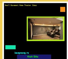 Small Basement Home Theater Ideas 191819 - The Best Image Search