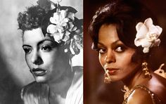 One of the most revered jazz vocalists of all time, Baltimore, Maryland, native Billie Holiday poured the pain of a difficult childhood into her music before succumbing to substance abuse at the age of 44. Motown legend Diana Ross, lead singer of The Supremes, portrayed Holiday in 1972's Lady Sings the Blues.