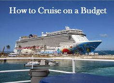 how to cruise vacation on a budget