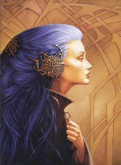 Venusian Pleiadian Priestess