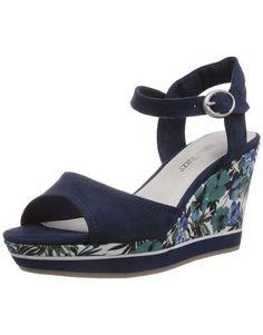 Marco Tozzi 28318, Sandales femme: Amazon.fr: Chaussures et Sacs