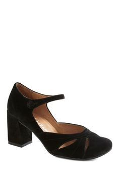 Applause and Effect Heel, #ModCloth
