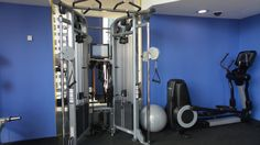 Gym at the Quay West Suites Sydney Quay West, Family Travel, Lockers, Sydney, Locker Storage, Gym, Furniture, Home Decor, Family Trips