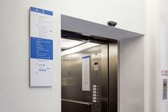 Wayfinding | Directional signage-Wayfinding | quintessenz. Check it out on Architonic
