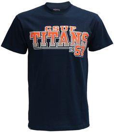 Titans Stagecoach Tee - Navy