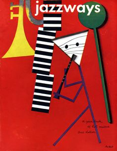 Jazzways Paul Rand (1914-1996) was an American art director and graphic designer, best known for his corporate logo designs, including the logos for IBM, UPS, Enron, Westinghouse, ABC, and Steve Jobs's NeXT. He was one of first American commercial artists to embrace and practice the Swiss Style of graphic design.