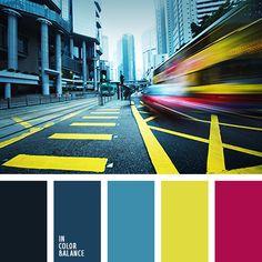Color palette № 1295 / color.romanuke.com