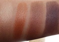 Swatches of the Tom Ford Cognac Sable Eye Color Quad. Isn't it gorge? Tom Ford Beauty, Makeup And Beauty Blog, Face Beat, Colorful Eyeshadow, Eye Color, Quad, Swatch, Cosmetics, Colors