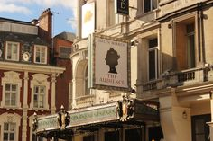 #London #Theatre London Theatre, I'm Still Here, Covent Garden, My Best Friend, United Kingdom, Street View, This Or That Questions, Places, Life