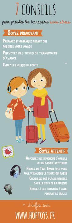 Une société + inclusive : Les transports en commun - Blog Hop'Toys Transportation, Family Guy, Blog, Character, Thomas The Train, Rush Hour, Bus Station, Ear Cap, Visual Aids