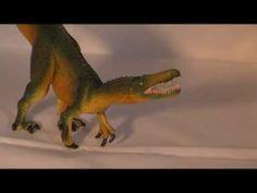 Wild Safari Dinosaurs Suchomimus Dinosaur model Review by Everything Dinosaur http://youtu.be/ZyxHpP7Guck