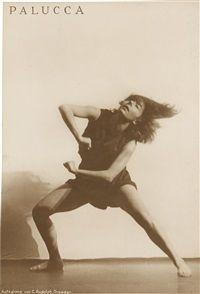 Charlotte Rudolph Palucca, Tanzstudie I, 1925 Louise Brooks, Carlo Scarpa, Boris Vallejo, Richard Neutra, Dark Fantasy Art, Royal Ballet, Max Beckmann, Ballet Vintage, Modern Dance Photography