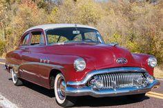 1951 Buick Special Deluxe 2-Door Sedan