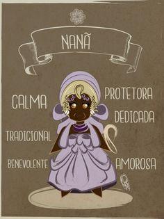 Nana Buruku by Oradine.deviantart.com on @DeviantArt
