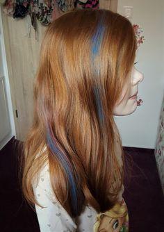 Essence - Mermaid is my favorite colour - Haarkreide #mermaid #mermaidhair #haarkreide