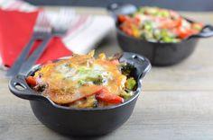 Vegetarian Mexican Stir Fry [Girl Makes Food]