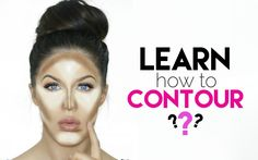 How To Contour & Highlight For Beginners | Make Your Face/Nose Slimmer!
