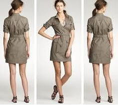 Image result for shirt dress