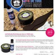 Lookie lookie gentlemen!! Now you can enjoy some pampering Posh ;)