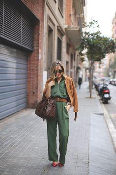 ジッパード・ジャンプスーツ | FashionLovers.biz
