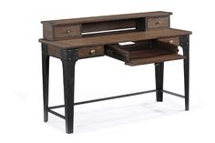 Magnussen Lakehurst T1806-90 Wood Sofa Table Desk Magnussen Home | amazon.com