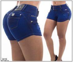 Shorts Pit Bull Jeans C/Bojo - Tam 40/44 - Ref. 24155