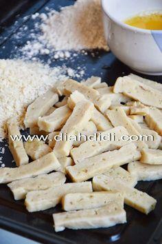 Diah Didi's Kitchen: Nugget Ikan Tenggiri