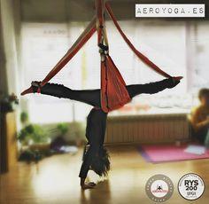 Yoga Aéreo Madrid