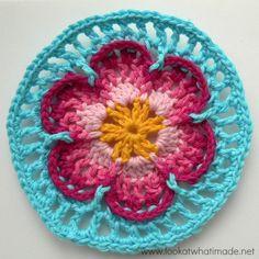 e4c025ac3a4 Sophies Universe Round 7 Alternative Sophies Universe Part 1  CAL 2015   Crochet Mandala