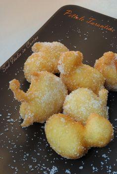 da Sud Italia in Cucina - Pettole Tarantine di Semola Rimacinata con Zucchero Semolato Aromatizzato - http://blog.giallozafferano.it/suditaliaincucina/pettole-tarantine/