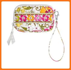Vera Bradley Tech Case in Tea Garden - Wristlets ( Amazon Partner-Link) 2fa1a7ba27275
