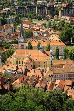 Ljubljana, Slovenia, www.marmaladetoast.co.za #travel find us on facebook www.Facebook.com/marmaladetoastsa #inspired #destinations