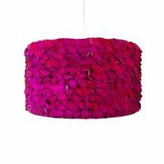Rose Petal Lamp