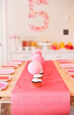 balloon cupcakes {stevie pattyn for shop sweet lulu}