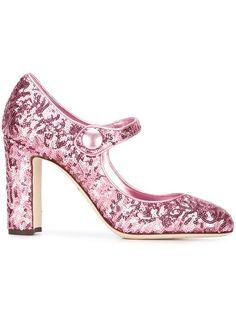 Shop Dolce & Gabbana Vally pumps. 495 euro scarpe