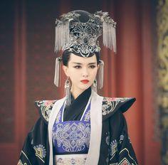 Hanfu from The Princess Weiyoung 《锦绣未央》 - Tang Yan, Luo Jin, Vanness Wu, Rachel Momo Princess Wei Yang, Tiffany Tang Luo Jin, Chinese Movies, Dress Drawing, Chinese Clothing, Chinese Culture, China, Hanfu, Chinese Style