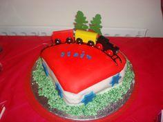 Oisín's 1st birthday Cake